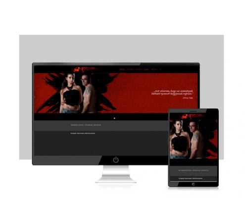 Weboldal tervezés, weboldal design, weboldal megtervezése
