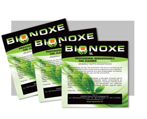 Bionoxe, csomagolás tervezés